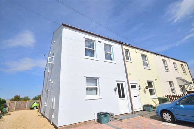 End terrace house for sale in Alstone Lane, Cheltenham, Gloucestershire