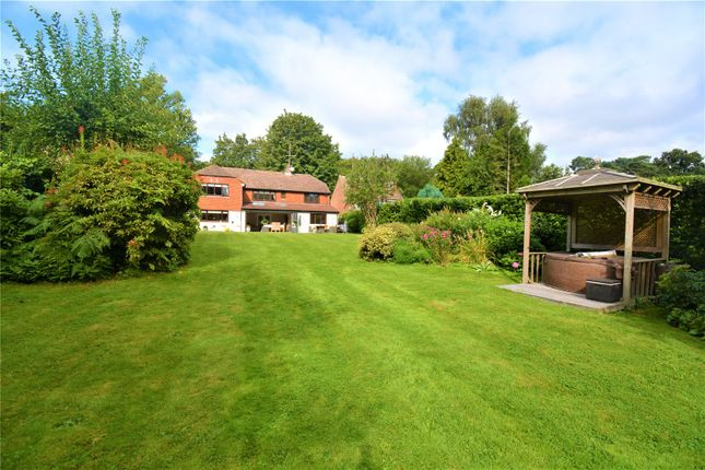 Thumbnail Detached house for sale in Felcourt Road, Felcourt, West Sussex