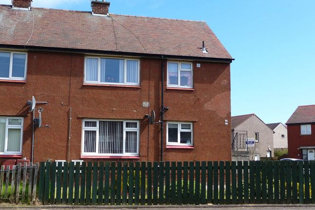 Thumbnail Flat to rent in Burns Terrace, Cowie