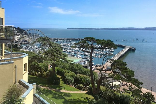 Thumbnail Flat for sale in Bay Fort Mansions Warren Road, Torquay