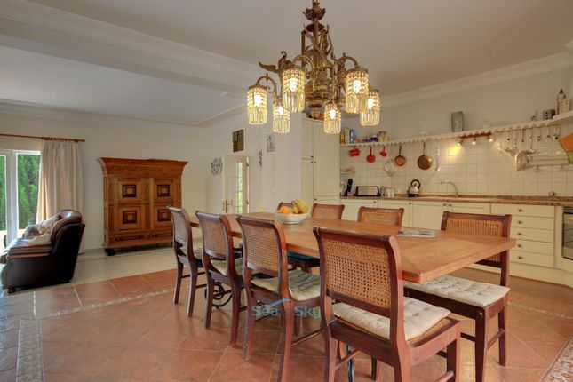 Kitchen Diner of Mexilhoeira Grande, Algarve, Portugal