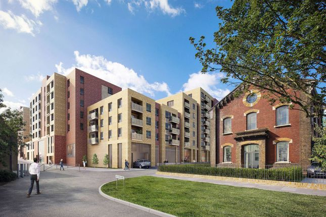 Thumbnail Flat to rent in Smithfield Square, Hornsey