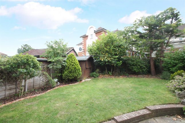 Back Garden of Crothall Close, Palmers Green, London N13