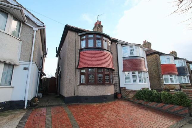 Thumbnail Semi-detached house to rent in Lyme Road, Welling