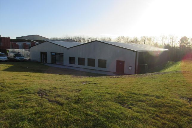 Thumbnail Warehouse for sale in 38 Cavendish Way, Southfield Industrial Estate, Glenrothes, Fife