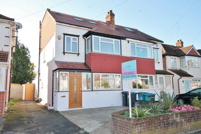 4 bed semi-detached house for sale in Green Lane, New Malden