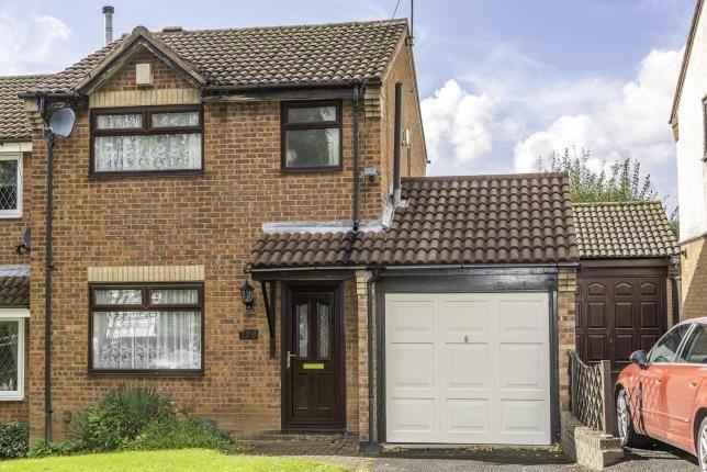 Thumbnail Semi-detached house for sale in Lodgefield Road, Lodgefield Estate Area, Halesowen, West Midlands