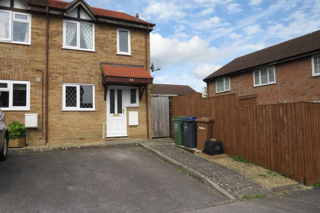 Thumbnail Property to rent in Hayward Close, Pewsham, Chippenham