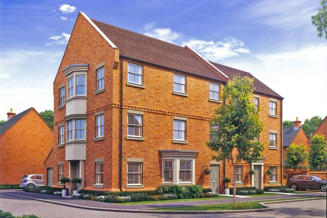 Thumbnail Flat for sale in Flanders Close, Bicester