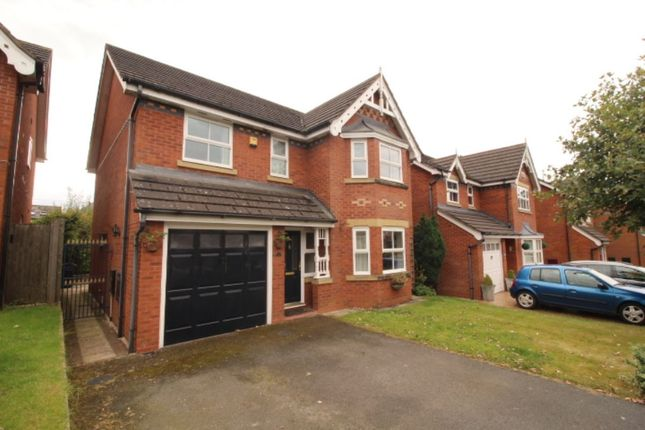 Thumbnail Detached house to rent in Cholmondeley Rise, Bickley, Malpas