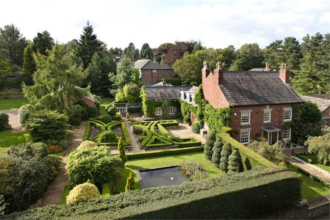 Thumbnail Detached house for sale in Macclesfield Road, Prestbury