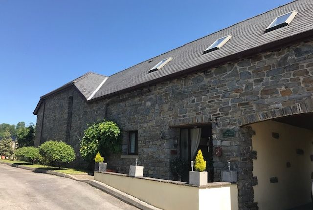 Thumbnail Barn conversion for sale in Aeron Court, Talsarn