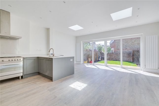 Thumbnail End terrace house to rent in Rannoch Road, London