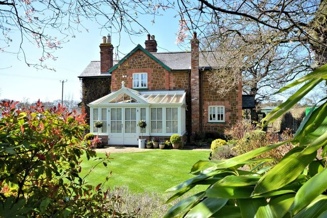 Thumbnail Cottage for sale in Narford Road, Narborough, King's Lynn