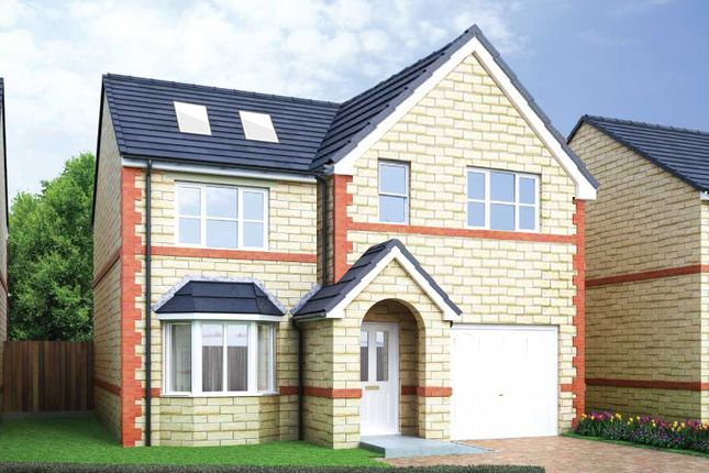 Thumbnail Detached house for sale in Birch Way, Pontefract