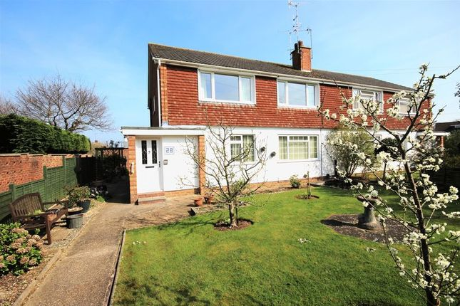Thumbnail Maisonette for sale in Ferry Road, Hythe, Southampton