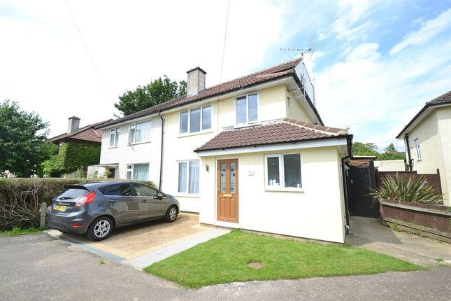 Thumbnail Property to rent in Peverel Road, Cambridge