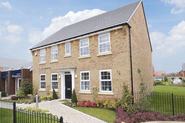 "Thumbnail Detached house for sale in ""Chelworth"" at Boroughbridge Road, Knaresborough"