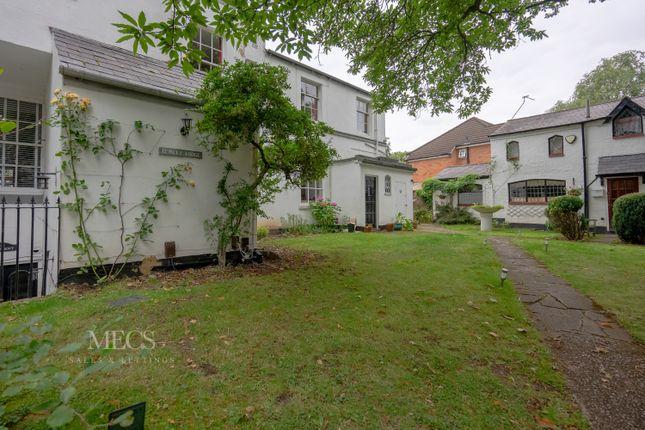 Thumbnail Flat for sale in Elmley Lodge, Old Church Road, Harborne, Birmingham