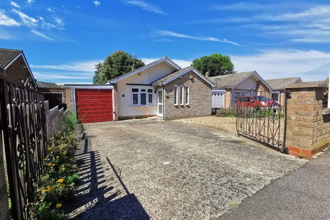 Thumbnail Detached bungalow for sale in Kitelands Road, Biggleswade
