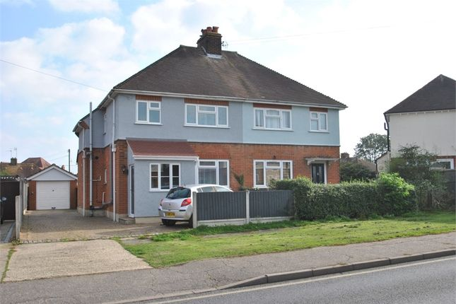 Thumbnail Semi-detached house to rent in Aetheric Road, Braintree, Essex