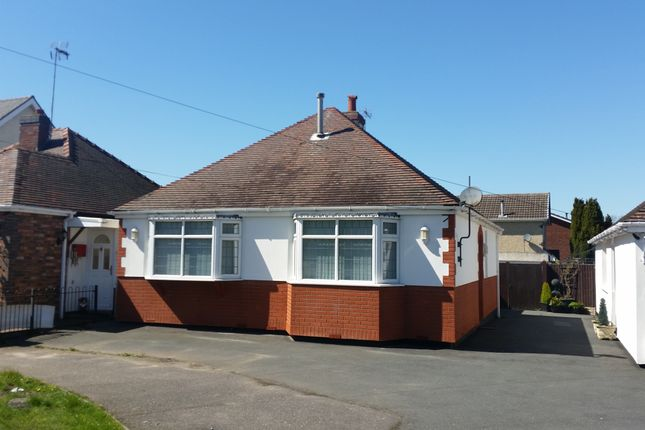 Thumbnail Bungalow to rent in Wolverhampton Road, Cannock