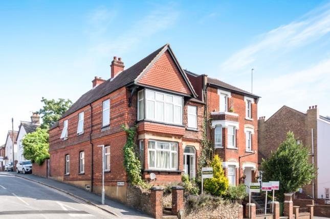 Thumbnail Semi-detached house for sale in Farnham Road, Guildford, Surrey