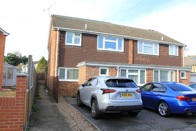 Thumbnail Semi-detached house to rent in Jennery Lane, Burnham, Slough