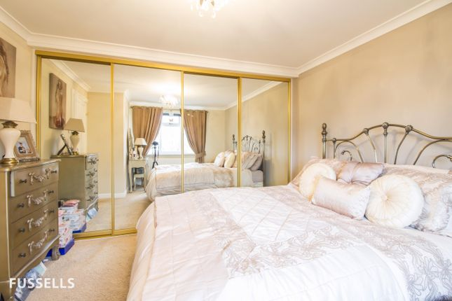 Thumbnail Detached house for sale in Coed Leddyn, Caerphilly
