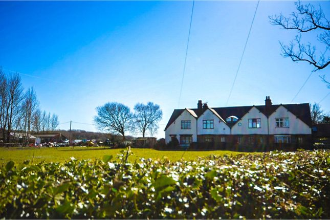 Thumbnail Cottage for sale in Ansley, Nuneaton