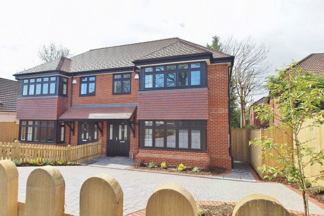 Thumbnail Semi-detached house for sale in The Alders, West Wickham