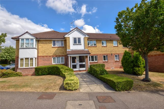 Thumbnail Flat for sale in Hunters Gate, Hunters Lane, Watford, Hertfordshire