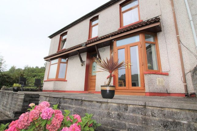 Thumbnail Semi-detached house for sale in Gladstone Road, Crumlin, Newport