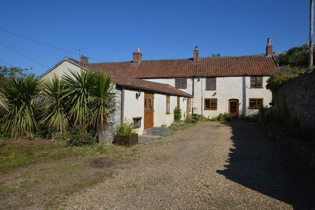Thumbnail Cottage for sale in Bridgwater Road, Bleadon, Weston-Super-Mare