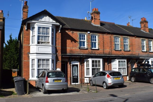Thumbnail End terrace house for sale in 336 Baddow Road, Chelmsford, Essex