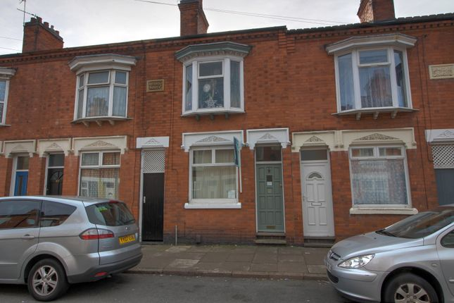 Front of Wolverton Road, Leicester LE3