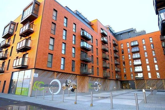 Thumbnail Flat to rent in Rivington Apartments, Railway Terrace, Slough, Berkshire