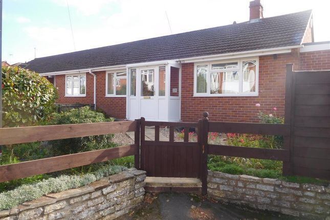 Thumbnail Bungalow for sale in Ashford Road, Topsham, Exeter