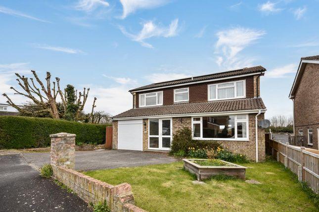 Thumbnail Detached house for sale in Melford Gardens, Basingstoke