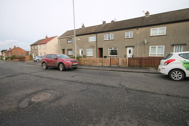 Thumbnail Terraced house to rent in Caledonia Road, Ayr