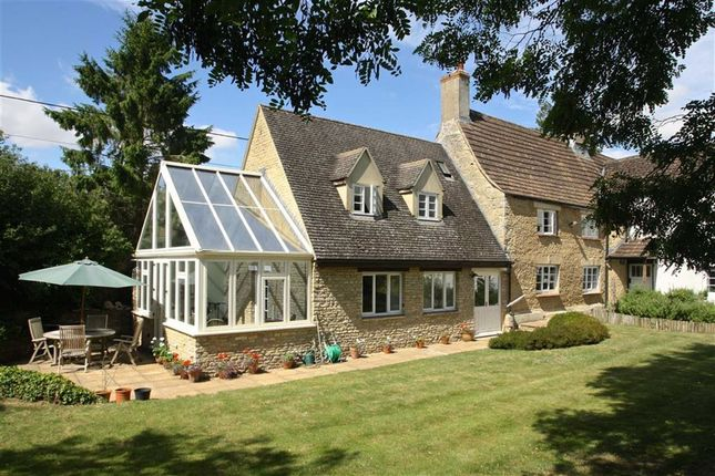 Thumbnail Semi-detached house for sale in The Lane, Chesterton, Oxfordshire