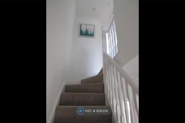 Second Floor Stairs