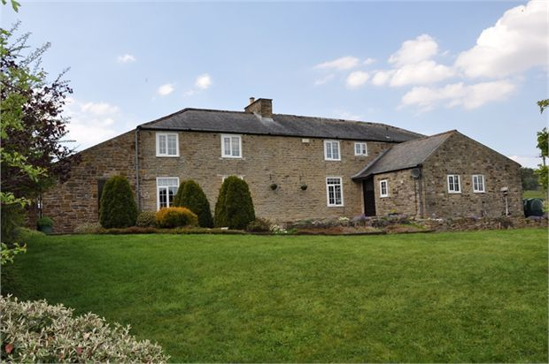 Thumbnail Detached house for sale in Barney Crag, Carrshield