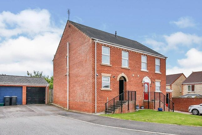 Semi-detached house for sale in Esh Wood View, Ushaw Moor, Durham