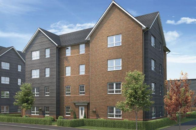 "Thumbnail Flat for sale in ""Ambersham"" at Beeston Business, Technology Drive, Beeston, Nottingham"