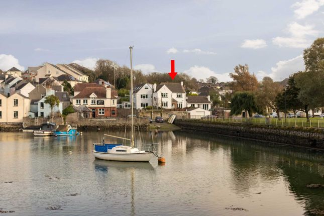 Thumbnail Semi-detached house for sale in Lake Road, Plymstock