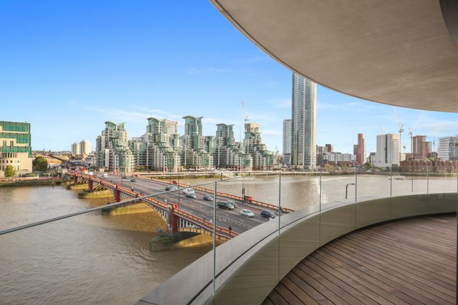 Thumbnail Flat to rent in 161 Millbank, London