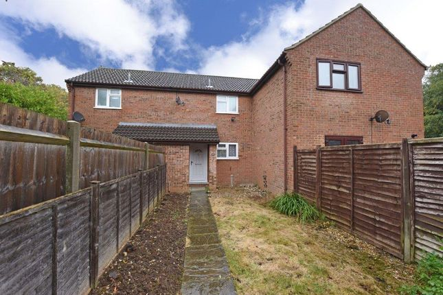 Thumbnail Terraced house to rent in Oldberg Gardens, Basingstoke, Hampshire