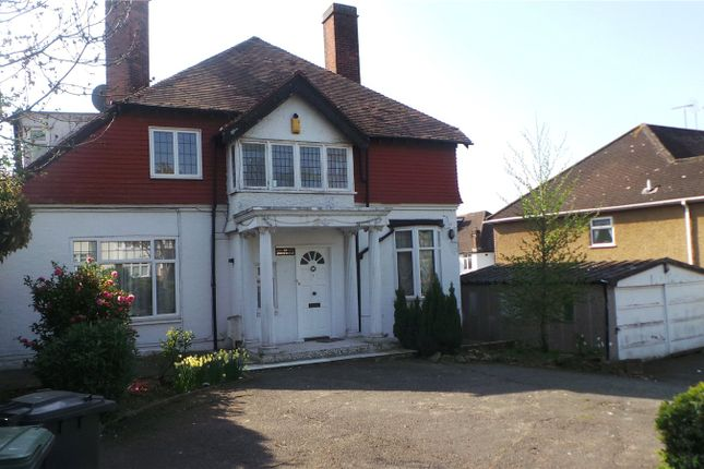 Thumbnail Detached House To Rent In Slades Hill, Enfield