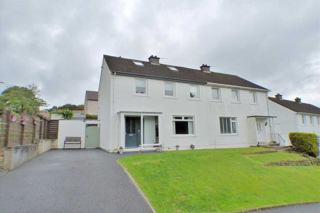 Thumbnail 3 bed semi-detached house for sale in Cloverhill View, West Mains, East Kilbride